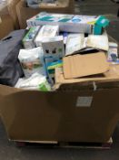 Salter Homedics Hydor Blagdon Biorb BabyDan - 44 Items - RRP £1356 - P127