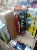 Returns - Garden Products & Tools Flymo Karcher Bosch Ryobi Spear & Jackson - RRP £ 1797 - PLT172