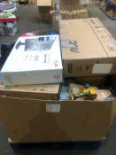 Bosch Toshiba Huawei Drayton Black & Decker - 51 Items - RRP £4114 - P171