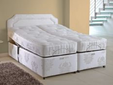 Brand new king size 5ft electric adjustable bed