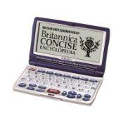 1xSeiko ER-8100 Britannica Concise Encyclopedia Dictionary RRP £129
