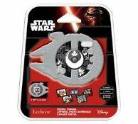 10x Lexibook Star Wars DJ140SW 5MP 16MB Built in Flash Digital Camera - Black Total RRP £299