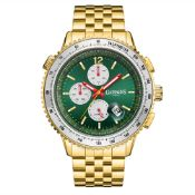 Ltd Edition Hand Assembled Gamages Dynamic Sports Automatic Gold– 5 Year Warranty & Free Delivery