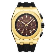 Limited Edition Hand Assembled Gamages Commander Automatic Gold – 5 Year Warranty & Free Delivery
