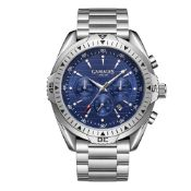 Ltd Edition Hand Assembled Gamages Infinite Sports Automatic Steel – 5 Year Warranty & Free Delivery