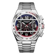 Limited Edition Hand Assembled Gamages Bastion Automatic Steel – 5 Year Warranty & Free Delivery