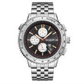 Ltd Edition Hand Assembled Gamages Dynamic Sports Automatic Steel – 5 Year Warranty & Free Delivery