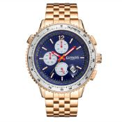 Ltd Edition Hand Assembled Gamages Dynamic Sports Automatic Rose – 5 Year Warranty & Free Delivery