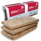 (R4D) 1 X Knauf Multi Application Insulation Omni Fit SLAB With Ecose Technology