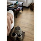 (R4G) Approx. 7.97 m2 Egger Home Laminate Flooring Brown Loja Oak
