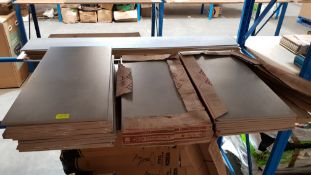 (R7K) 32 X (660mm x 360mm x 7mm) Terragres Ceramic Tile