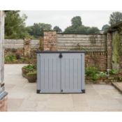 (R7G) 1 X Keter Store It Out Ace (145.5 X 82 X 123cm) RRP £145