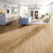 (R7G) 11 X (1290x192mm) Egger Home Light Oak Laminate Flooring