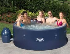1 X Lazy Spa Monaco (Contents Of 3 Boxes ) RRP £750