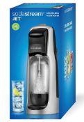 (R5C) Household. 3 Items. 1 X Sodastream Jet & 2 x 300W Hand Mixer Black (1 X No Box)