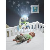 (R6E) Baby. 2 X Fisher Price Butterfly Dreams 3 In 1 Projection Mobile (New)