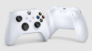 (R9B) Gaming. 1 X Xbox Wireless Controller Robot White (RRP £55)