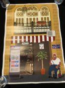 Lebanese Art Print, WhyNatt Cost £35
