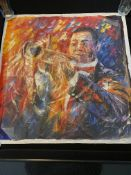 Leonid Afremov painting unverified