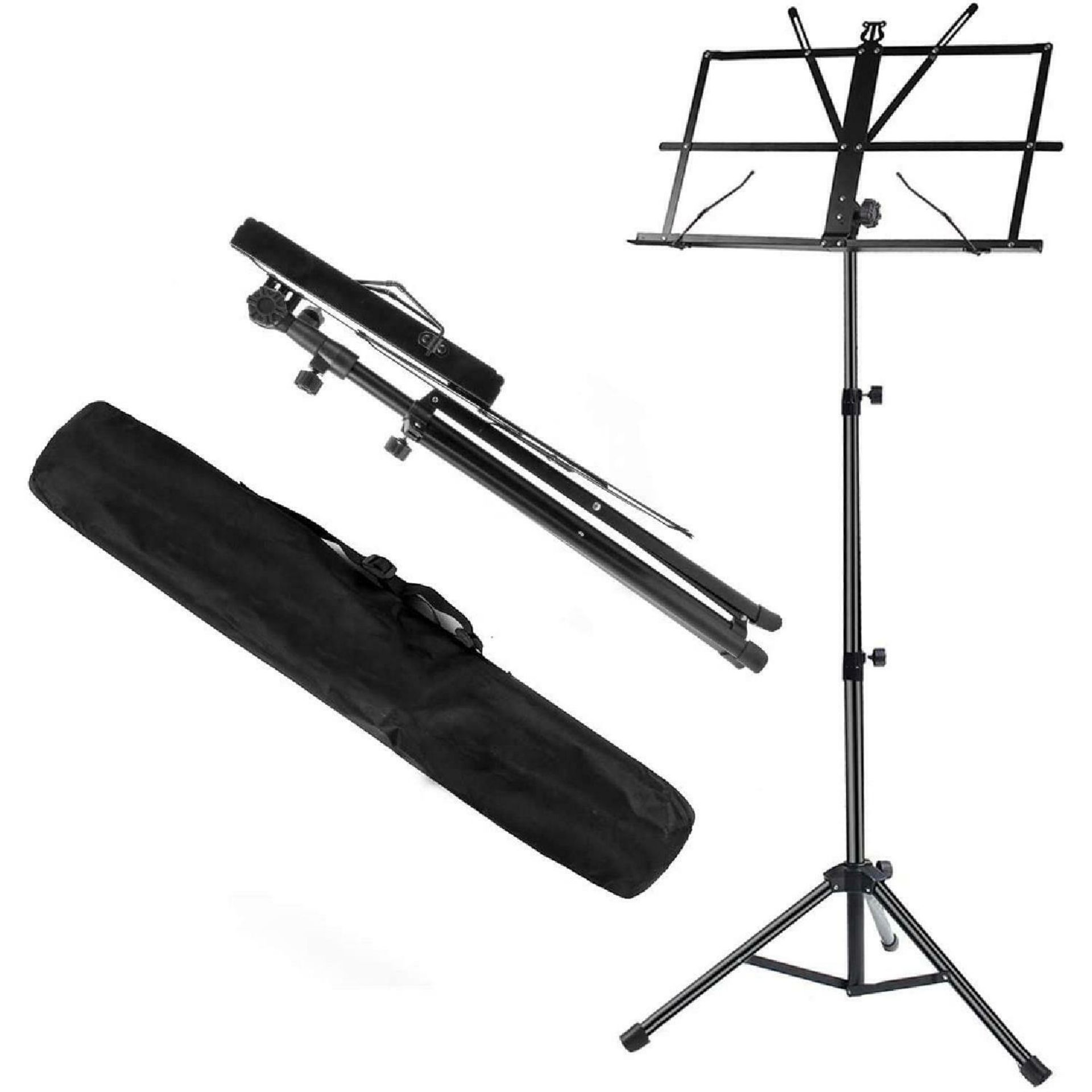 Music Sheet Stands In Carry Case