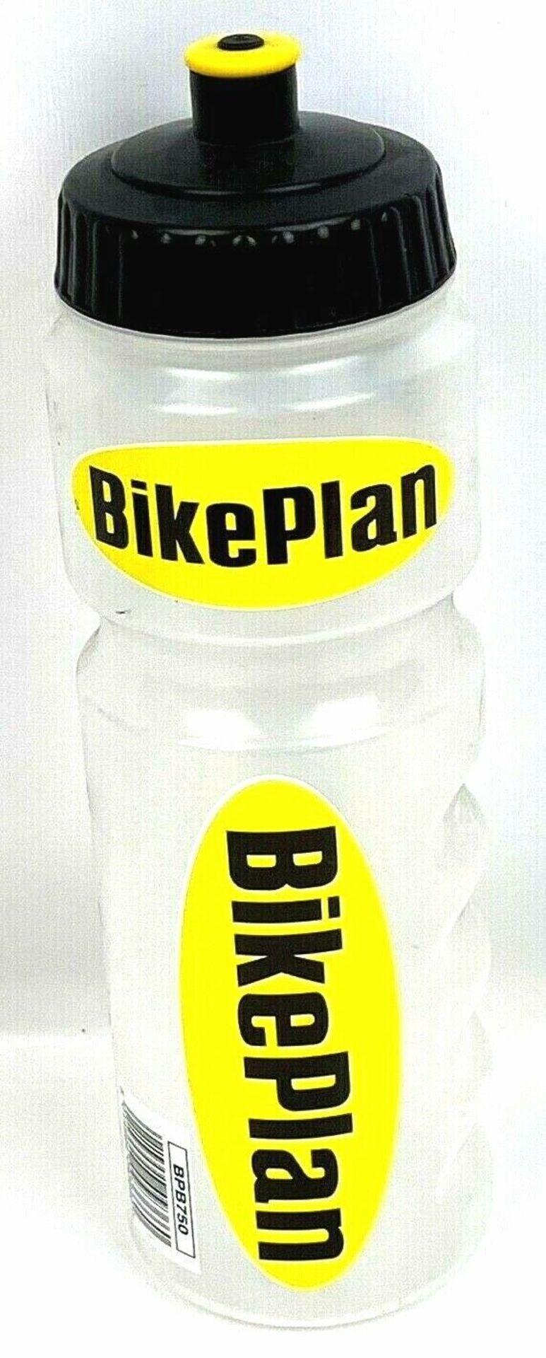 5 x Bikeplan Water Bottles