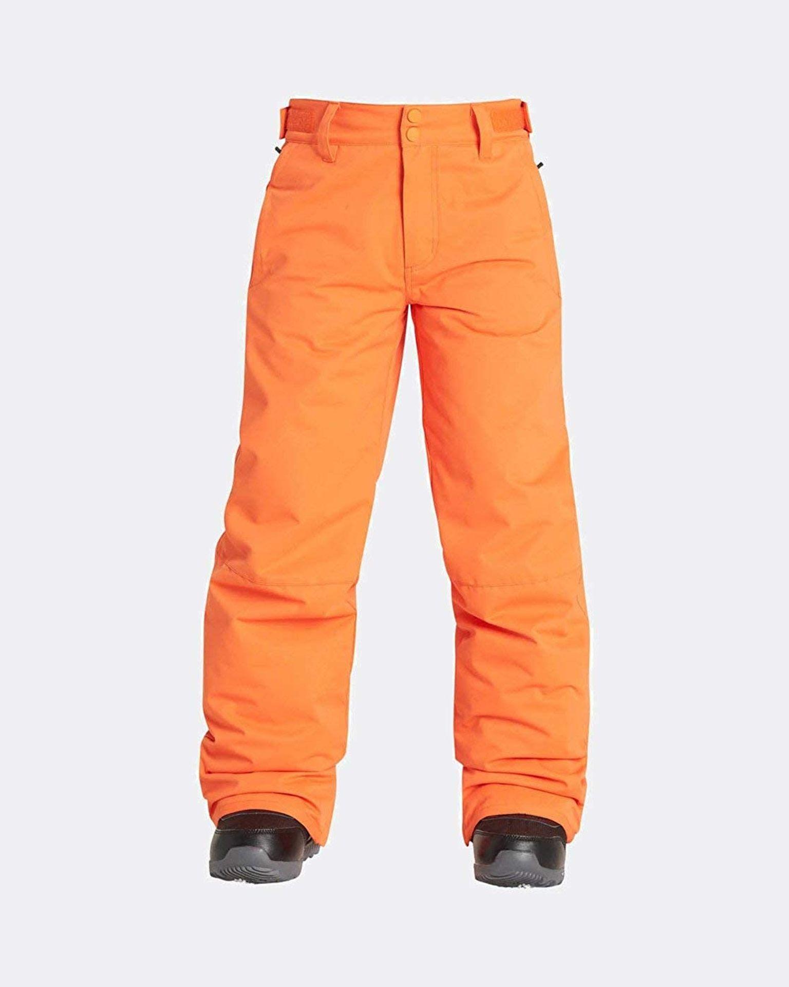New - Billabong Grom Boy Childrens Ski Pants - Rrp 80.54