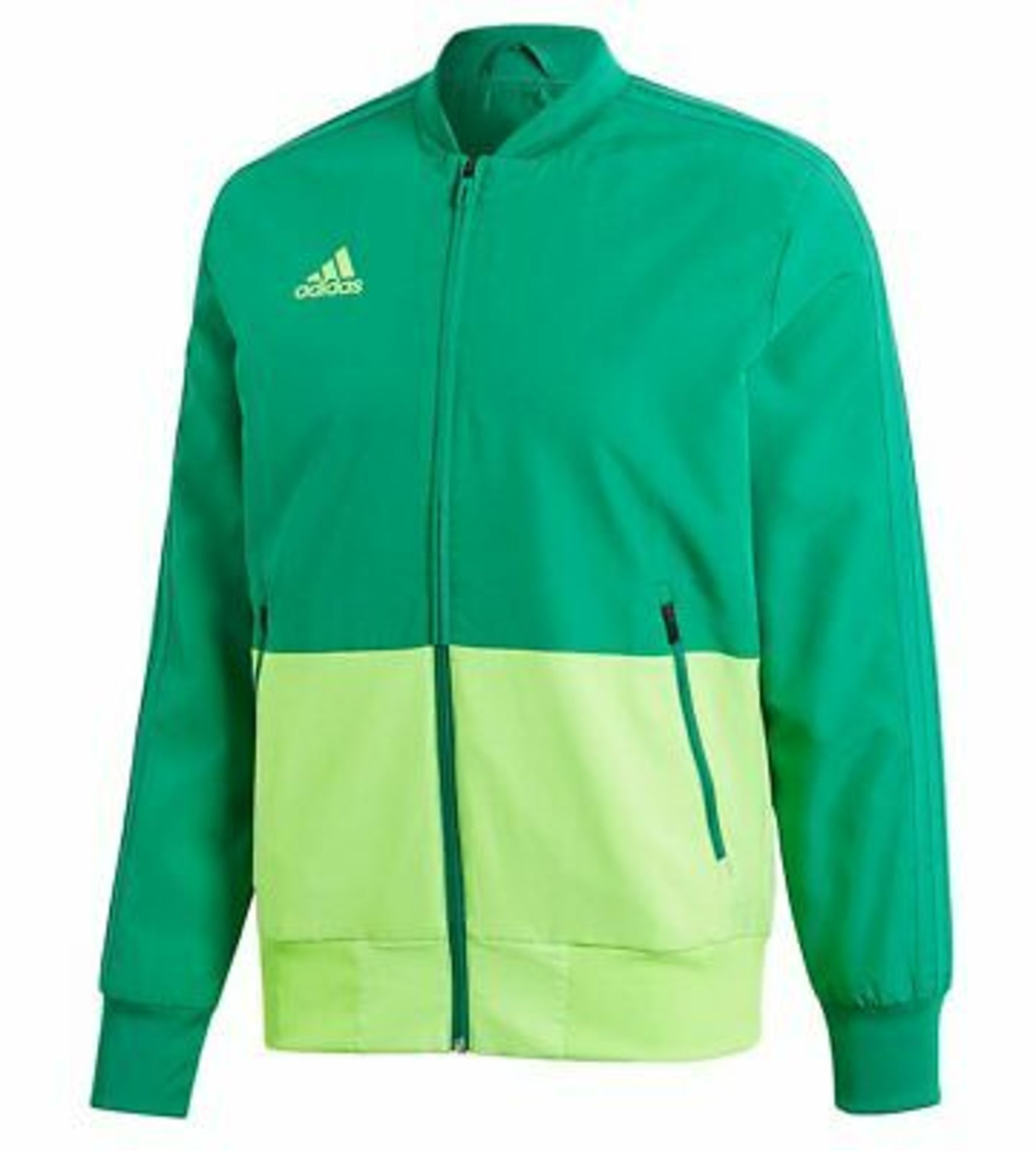 Adidas Climalite Tracksuit Top - Medium (New)