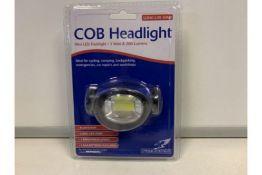 Falcon Cob Headlight - 3 Watt & 200 Lumens