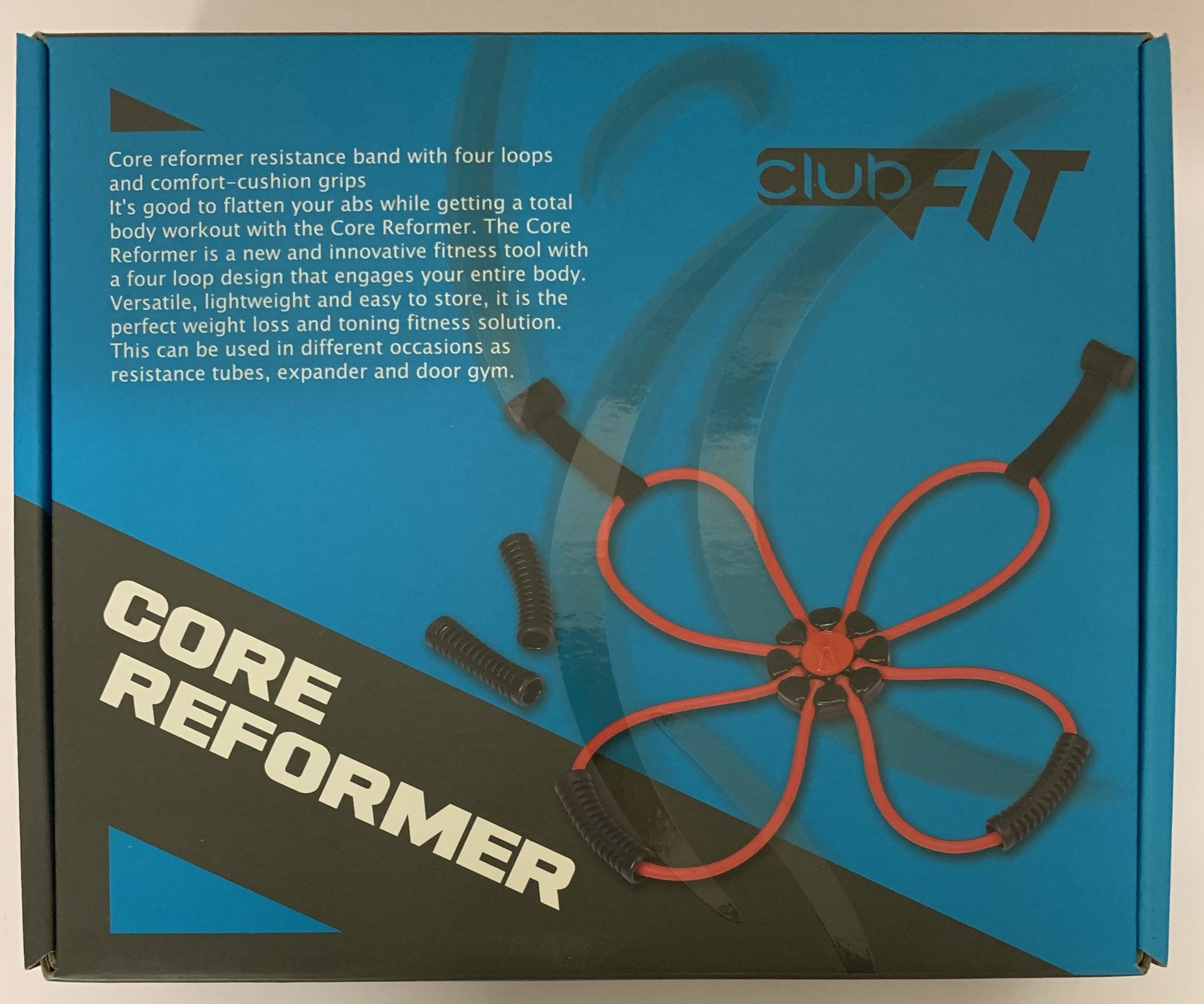 Brand New Clubfit - Core Reformer Rrp 18.99