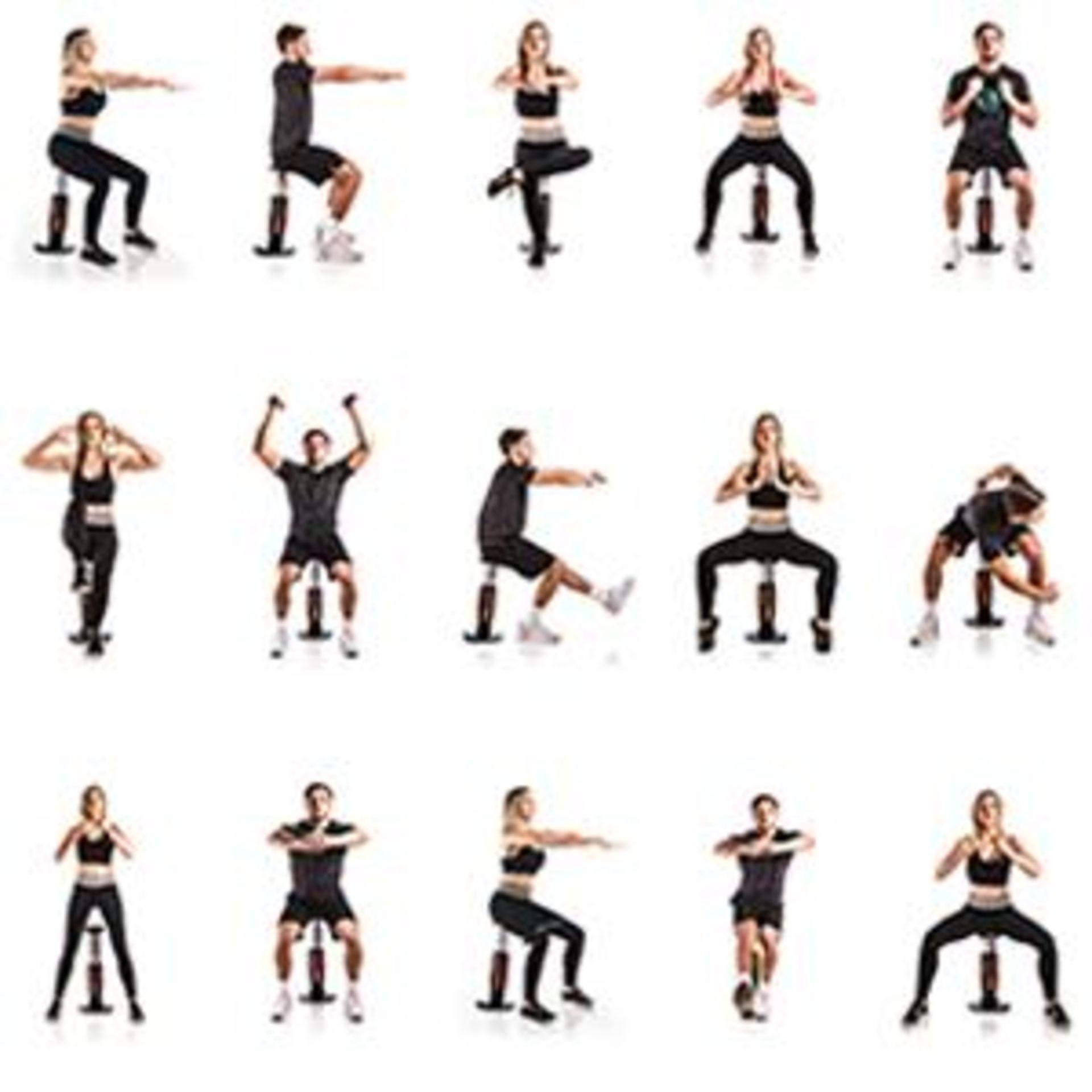 Brand New - New Image Squat Magic Exerciser Rrp 69.99 - Image 2 of 4