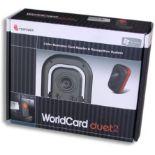 Penpower Color Business Carder Readers Worldcard Duet 2