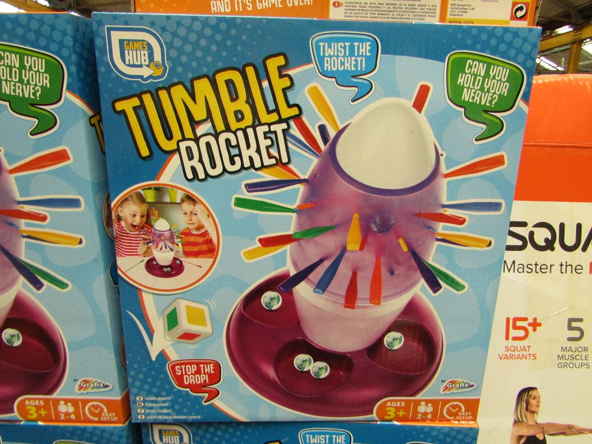 Tumble Rocket Family Game