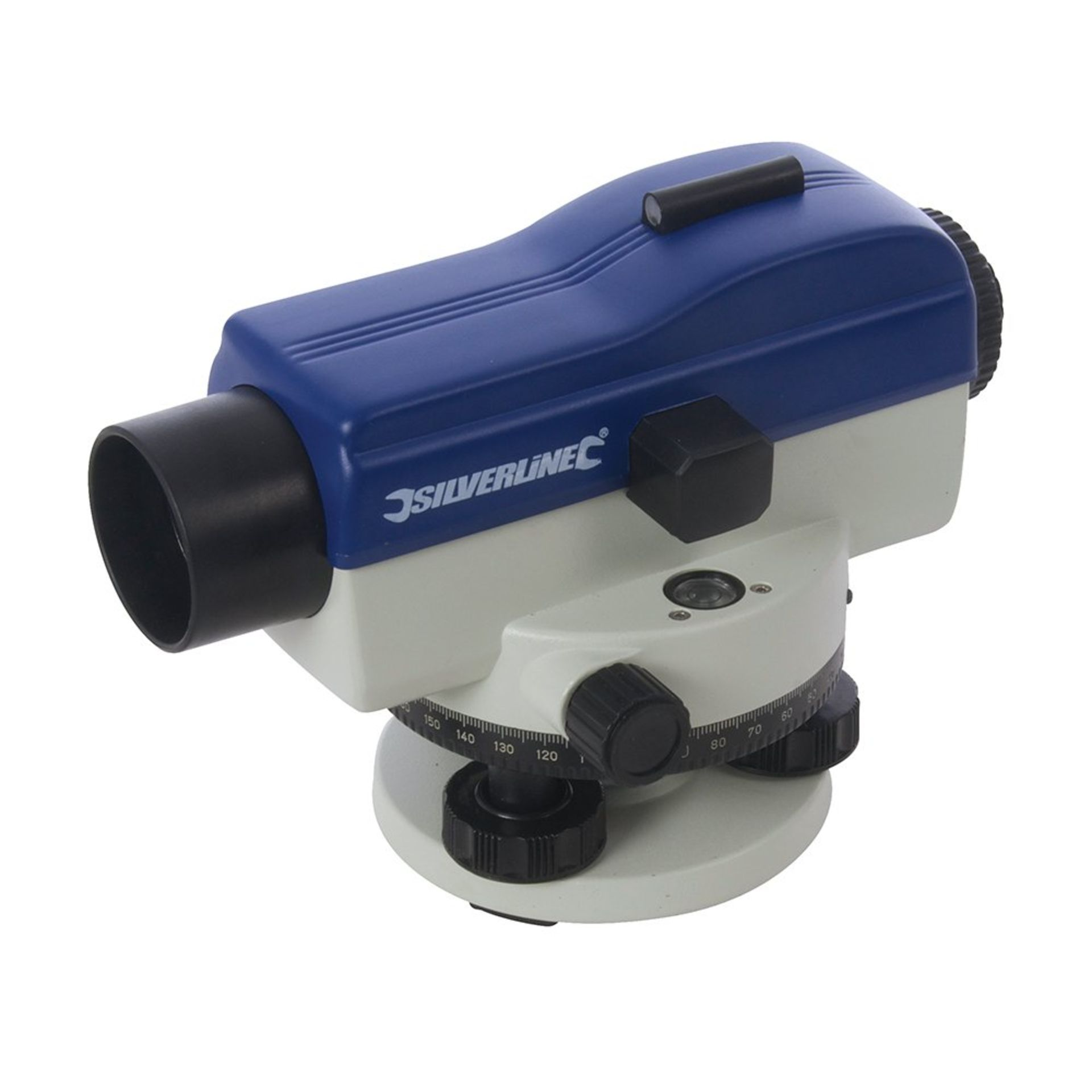 Brand New Silverline Automatic Optical Level - 20X Magnification - Image 2 of 2