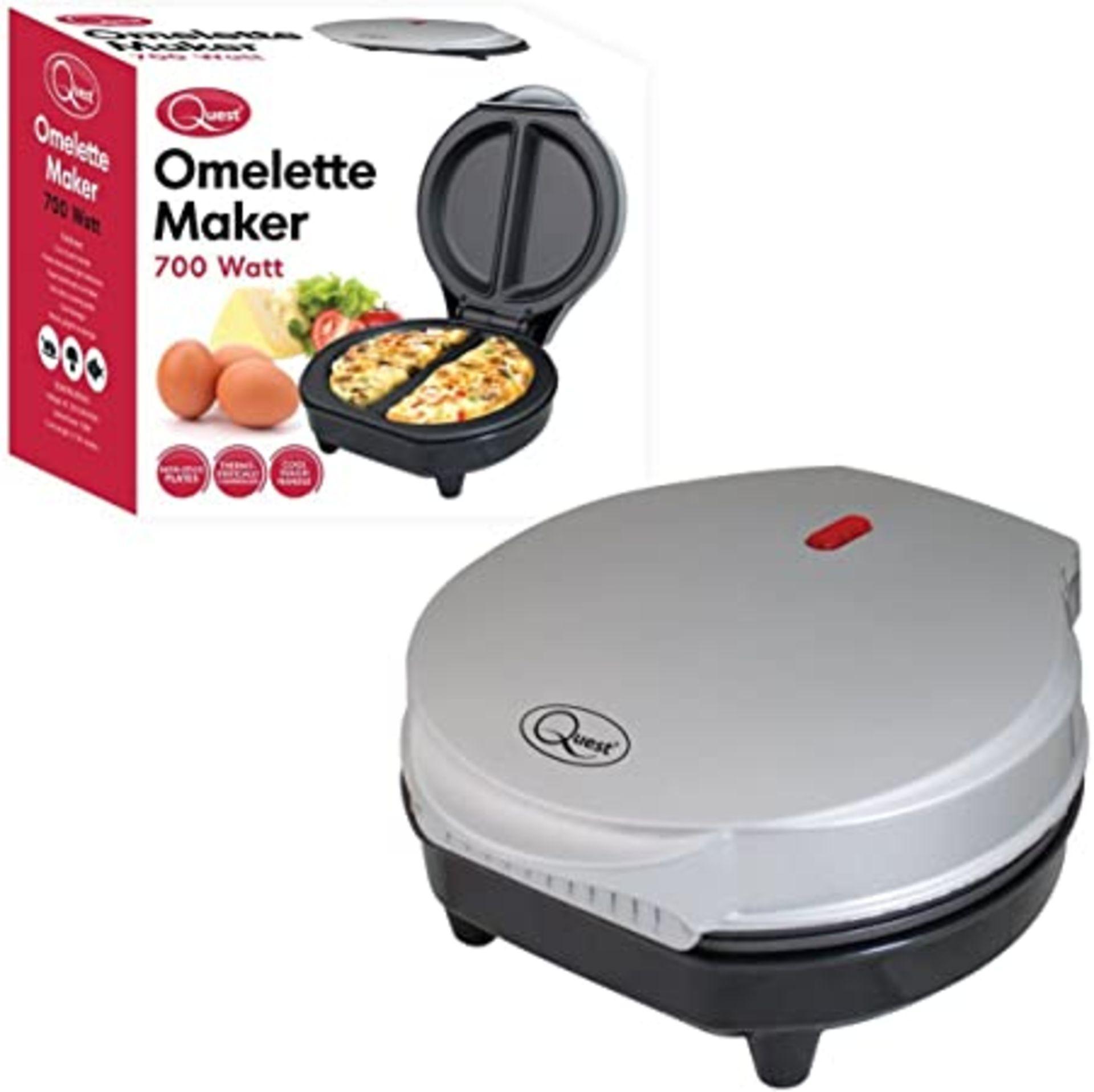 Brand New Quest Omelette Maker 700 Watt Rrp ¬ £29.99