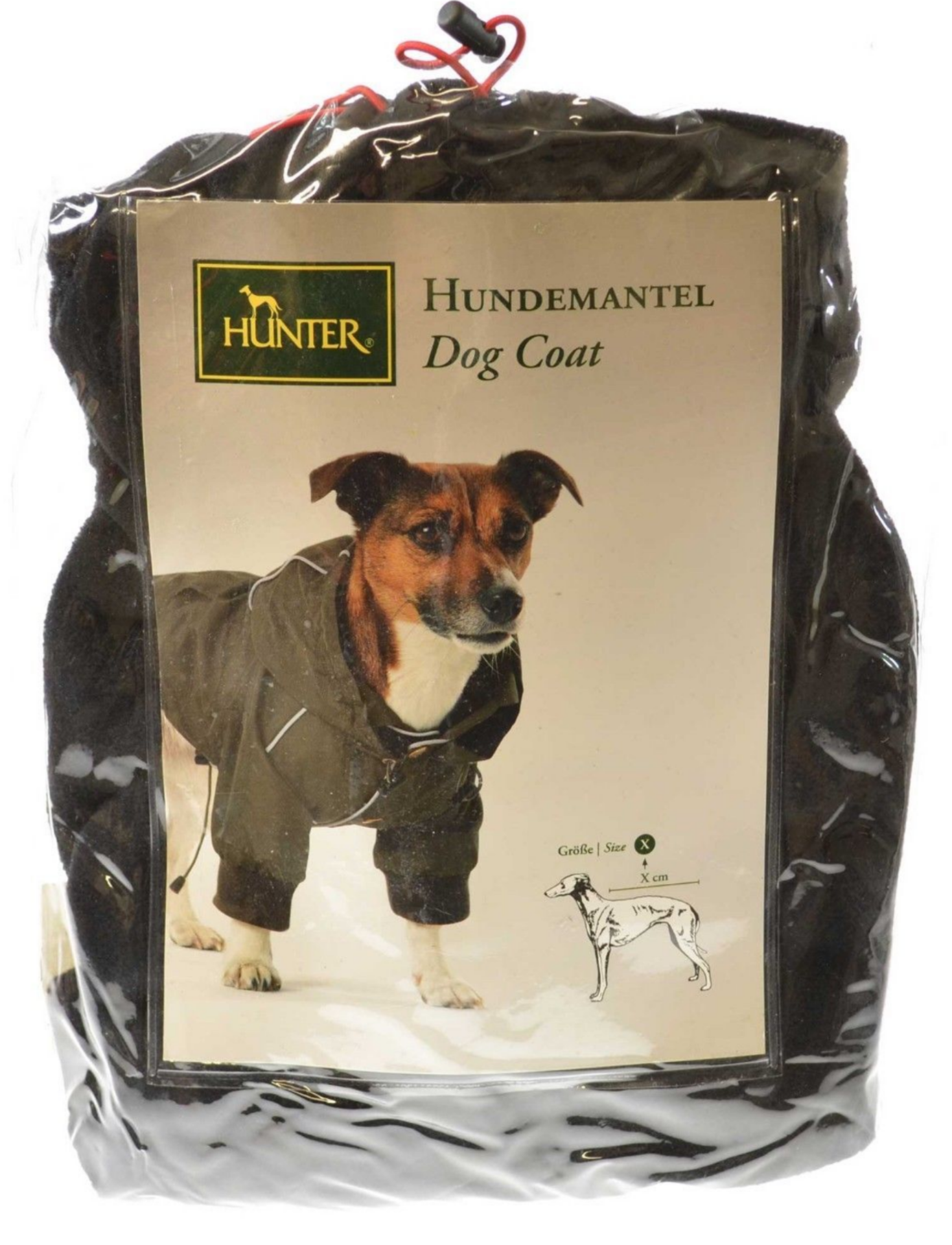 6 x Brand New Hunter Dog Coats Assorted Sizes - Image 2 of 2
