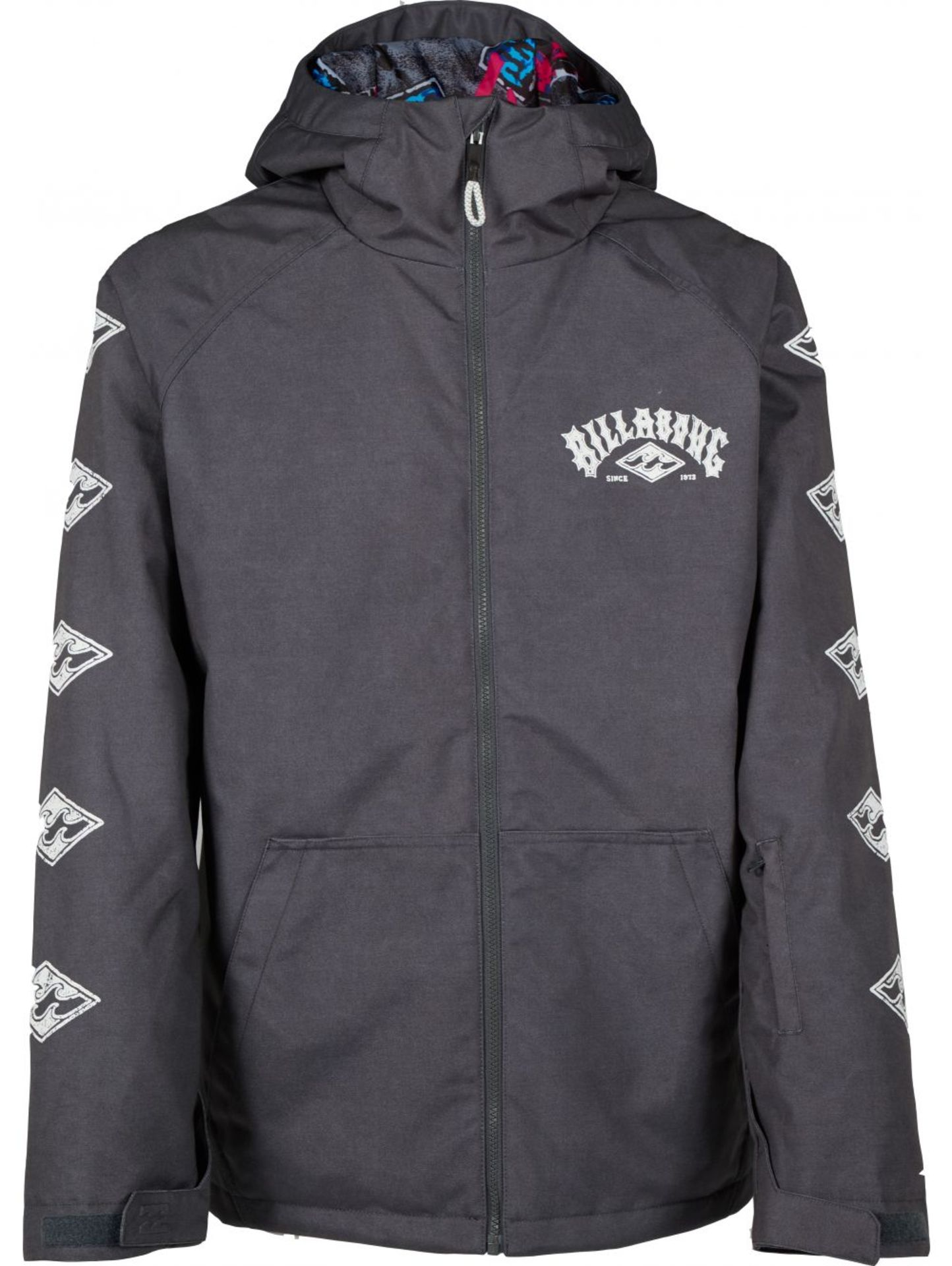 Brand New Billabong All Day Asphalt Jacket - Small