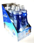 6 x Aqua Optima On The Move Pure Water Bottles