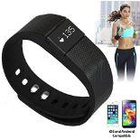 New - Falcon Smart Sports Bracelet. Sleep Monitor, Wrist Watch, Pedometer,