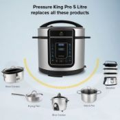 Drew And Cole Pressure King Pro 12 In 1 - Refurbished Rrp ¬ £79.99