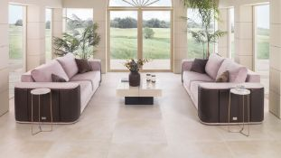 New 13.3m2 Porcelanosa Cannes Natural Tiles. 330x100mm Per Tile. 1.33m Per Pack. Cannes Has The...