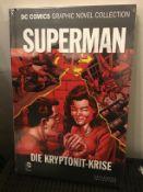 DC Comics Superman German edition New & Sealed