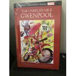 Marvel Gwenpool Issue 111 Marvels Mightiest Heroes New & Sealed