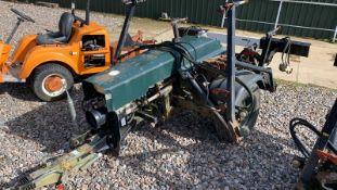 Hayter 7 gang mower spares