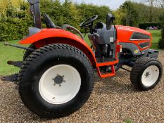 Kioti compact tractor