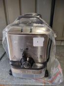 TEFALOleoclean Compact FR701640 Deep Fryer - Stainless Steel & Black – Approx rrp £79.99