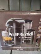 Nespresso Vertuo pluss coffee machine – Approx rrp £189.99
