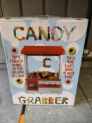 Candy Grabber machine – Approx £19.99