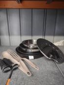 Tefal Ingenio 12 Piece Pots and Pans Set – Approx RRP £100