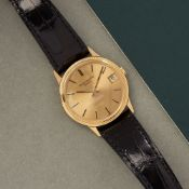 Patek Philippe Calatrava 3602 Men Yellow Gold Watch