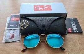 Ray Ban Sunglasses ORB3548N 001/90 2N